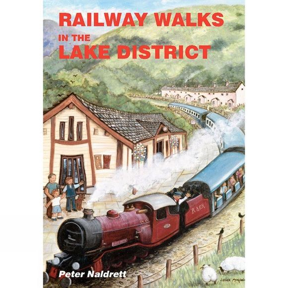 Book Railway Walks in the Lake District 1st Edition