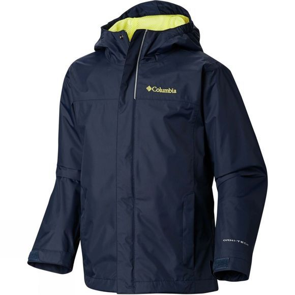 Columbia Boys Watertight Jacket Age 14+ Collegiate Navy/Autzen