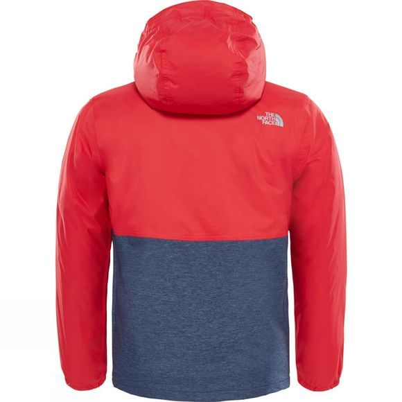 The North Face Boys Warm Storm Jacket Age 14+ TNF Red