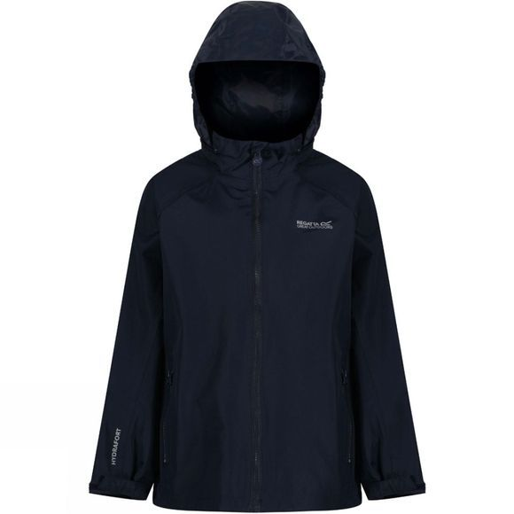 Regatta Kids Pack-It Jacket III 14+ Black