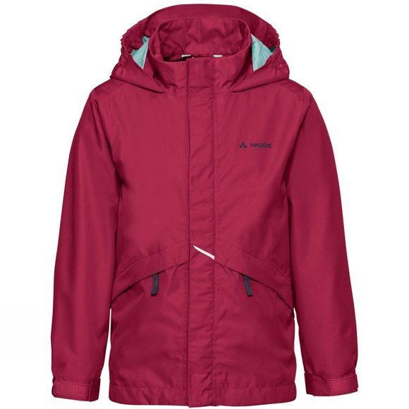 Vaude Boys Escape Light Jacket III 14+ Crimson Red