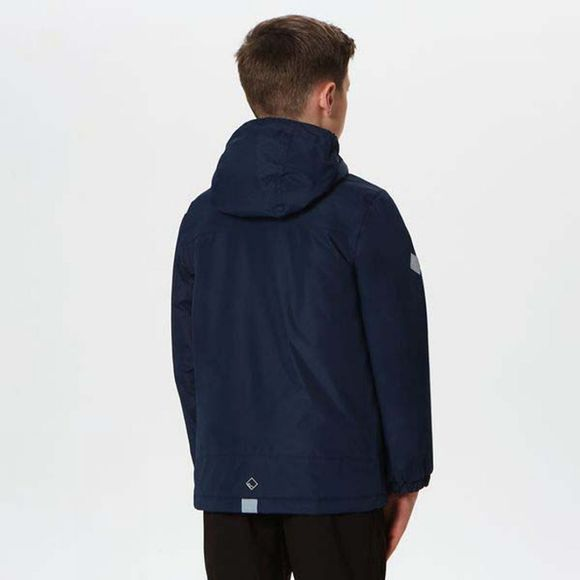 Regatta Boys Hurdle II Jacket 14+ Navy