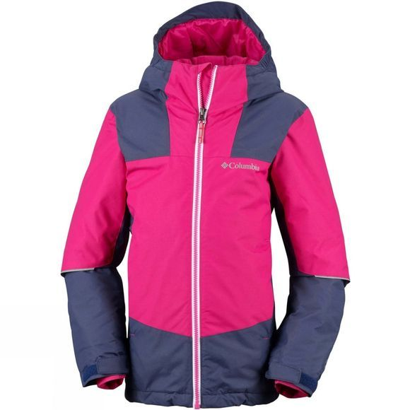 Columbia Boys Snow More Jacket Cactus Pink/ Nocturnal