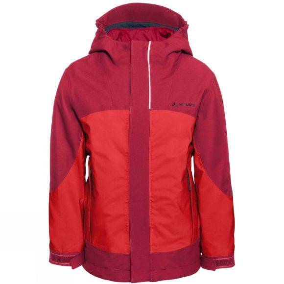 Vaude Kids Suricate 3in1 Jacket III Magma
