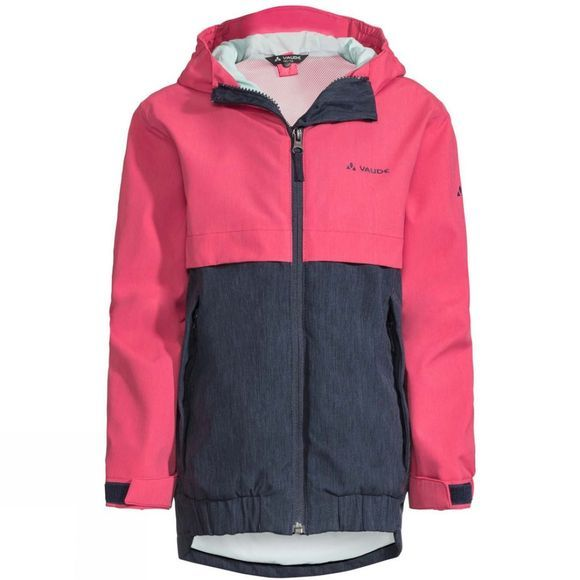 Vaude Kids Hylax 2L Jacket Bright Pink