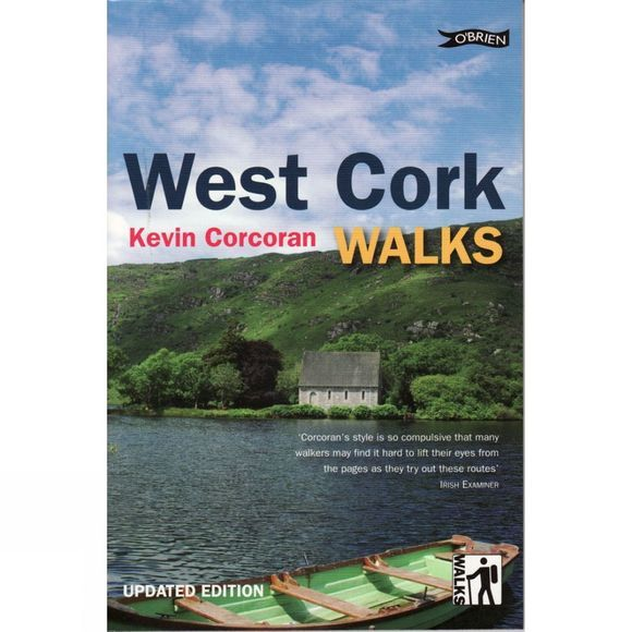 O'Brian Press West Cork Walks No Colour