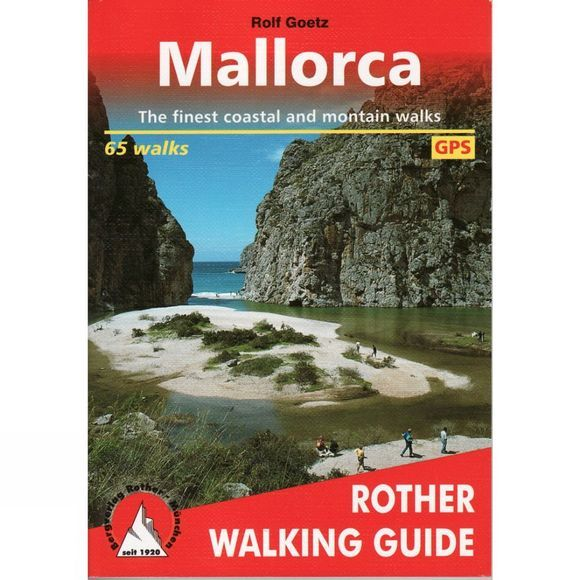 Bergverlag Rother Mallorca: Rother Walking Guide No Colour