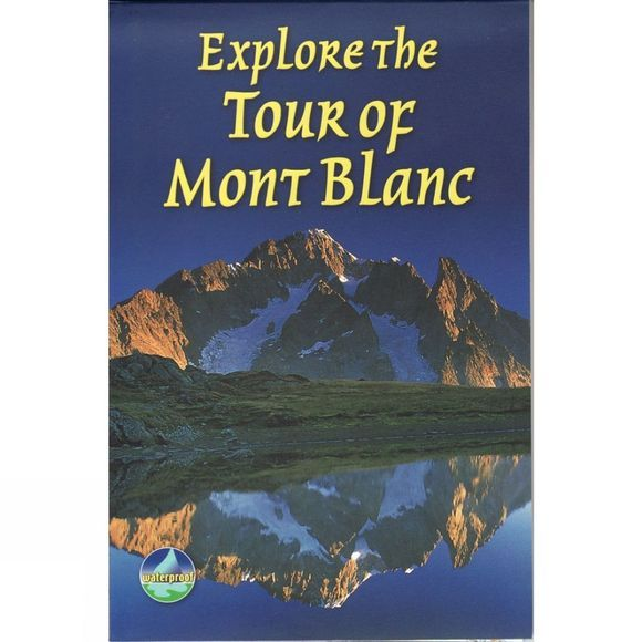 Rucksack Readers Explore the Tour of Mont Blanc No Colour