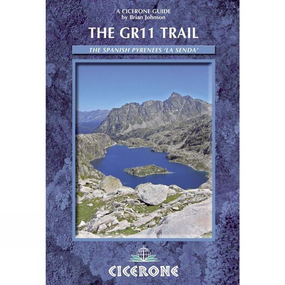 Cicerone The GR11 Trail No Colour