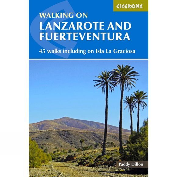 Cicerone Walking on Lanzarote and Fuerteventura 01/11/2014
