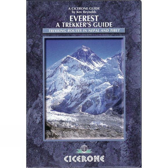 Cicerone Everest: A Trekker's Guide No Colour