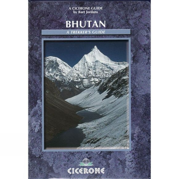 Cicerone Bhutan: A Trekkers Guide No Colour