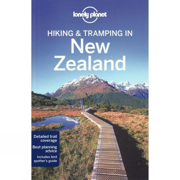Lonely Planet Hiking and Tramping in New Zealand No Colour