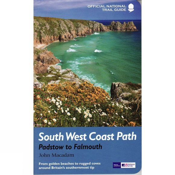 Aurum Press South West Coast Path: Padstow to Falmouth No Colour