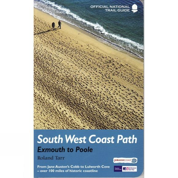 Aurum Press South West Coast Path: Exmouth to Poole No Colour