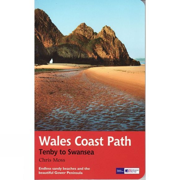 Aurum Press Wales Coast Path: Tenby to Swansea No Colour