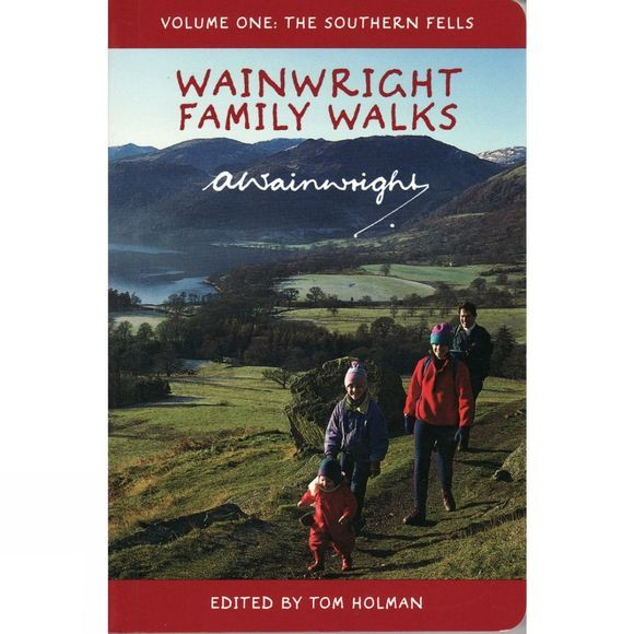 Frances Lincoln Wainwright Family Walks Volume 1: The Southern Fells No Colour