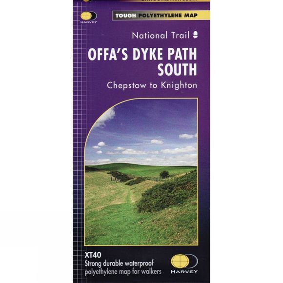 Offa's Dyke Path South: Chepstow to Knighton