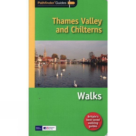 Jarrold Publishing Thames Valley and Chilterns Walks: Pathfinder Guide No Colour