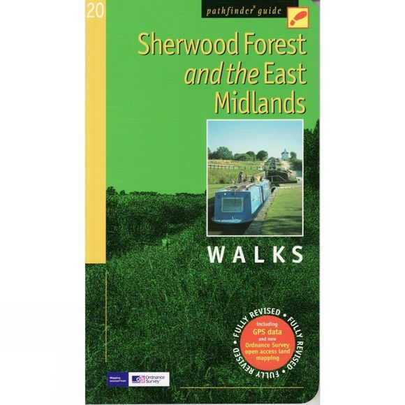Sherwood Forest and East Midlands Walks: Pathfinder Guide 20