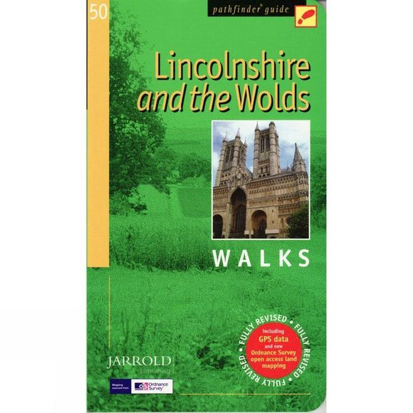 Jarrold Publishing Lincolnshire and the Wolds Walks: Pathfinder Guide 50 No Colour