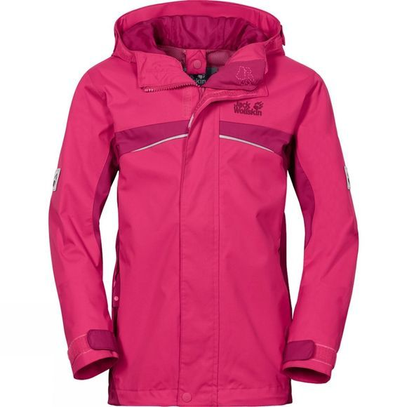 Girls Topaz Texapore Jacket