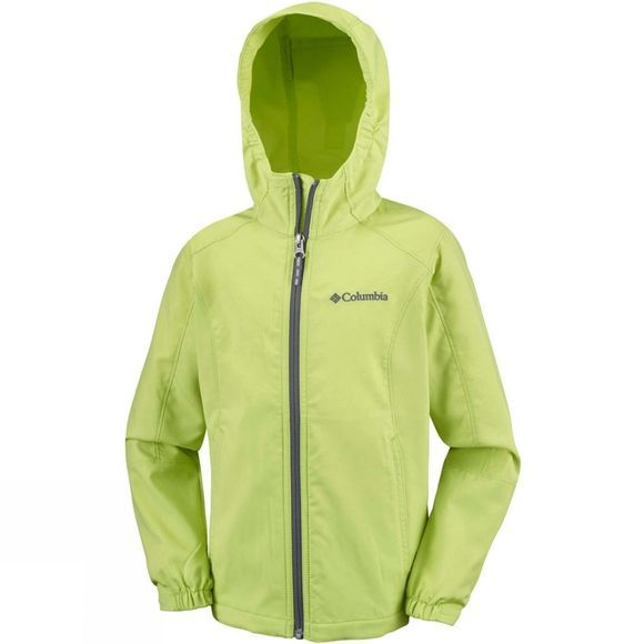 Columbia Boys SplashFlash II Hooded Softshell Jacket Voltage