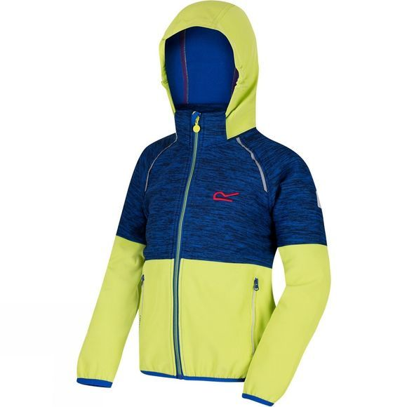 Boys Hydronic II Softshell Jacket