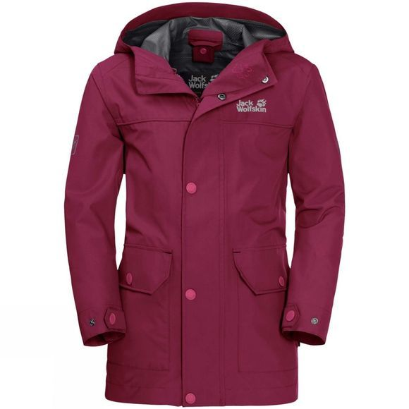 Kids Campo Road Jacket