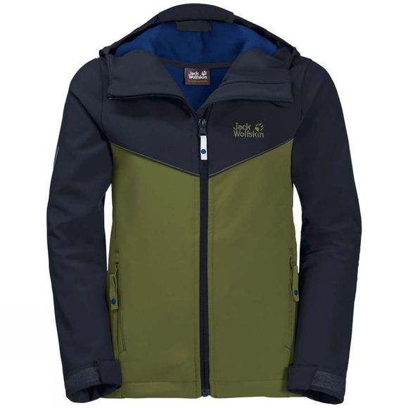 Jack Wolfskin Windmill Road Jacket Cypress Green