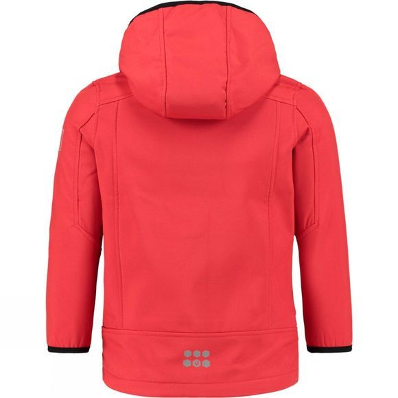 Ayacucho Tamarindo Junior Jacket 14+ Burned Red