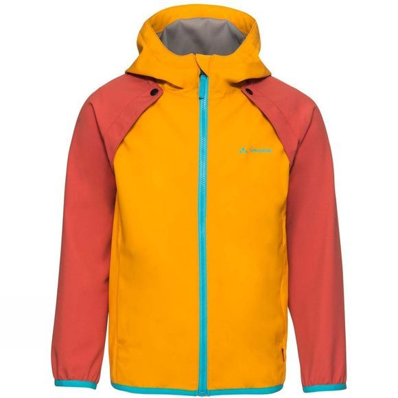 Vaude Boys Muntjac 2in1 Jacket 14+ Rock Melone