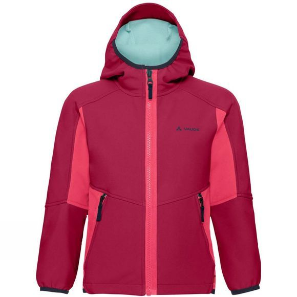 Vaude Youth Rondane Jacket III Crimson Red