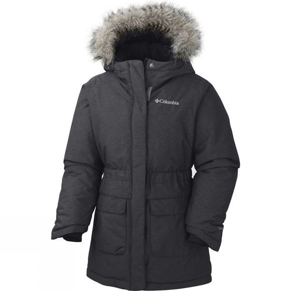 Columbia Girls Nordic Strider Jacket Black
