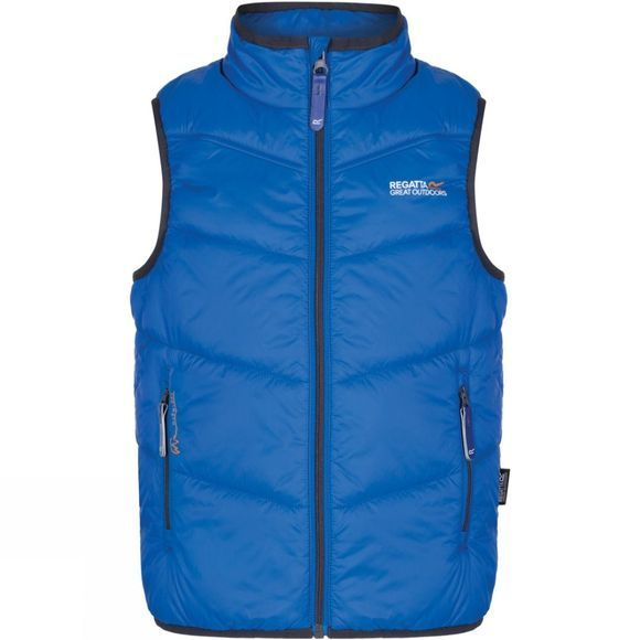 Regatta Kids Icebound Bodywarmer Oxford Blue