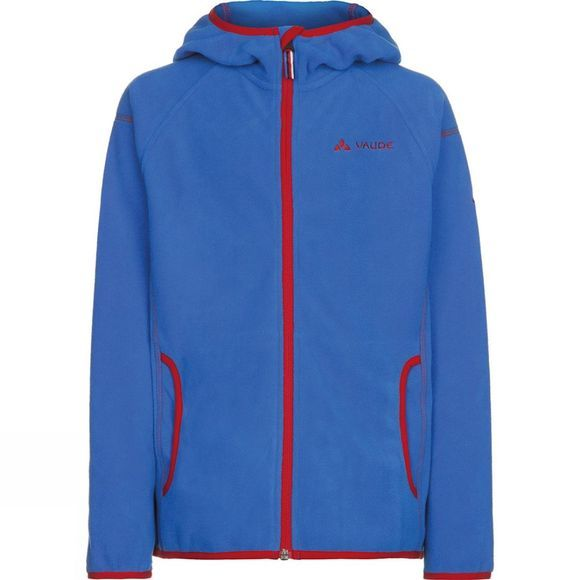 Vaude Boys Paul Fleece Jacket Blue