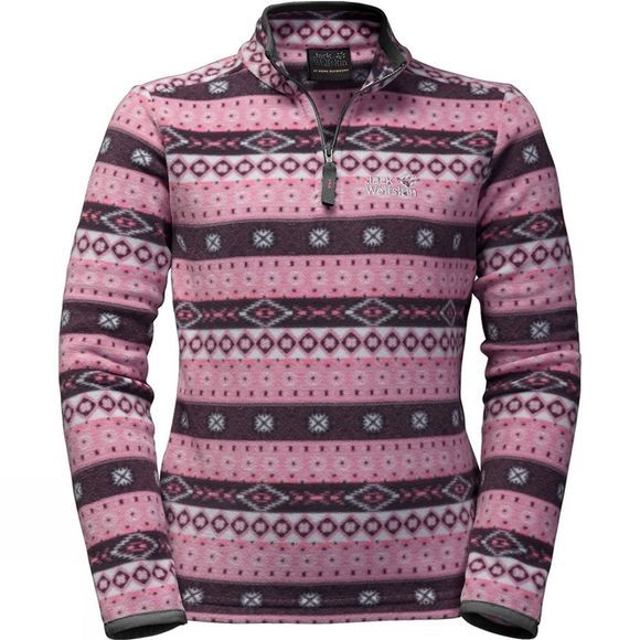 Kids Ice Crystal Pullover