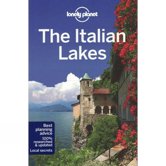 Lonely Planet The Italian Lakes No Colour