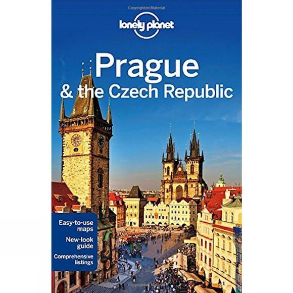 Lonely Planet Prague and the Czech Republic 11th Edition, November 2014