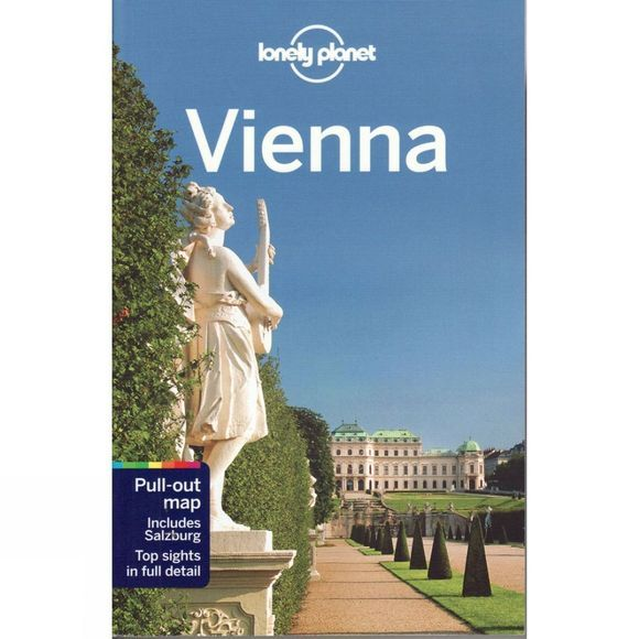 Lonely Planet Vienna No Colour