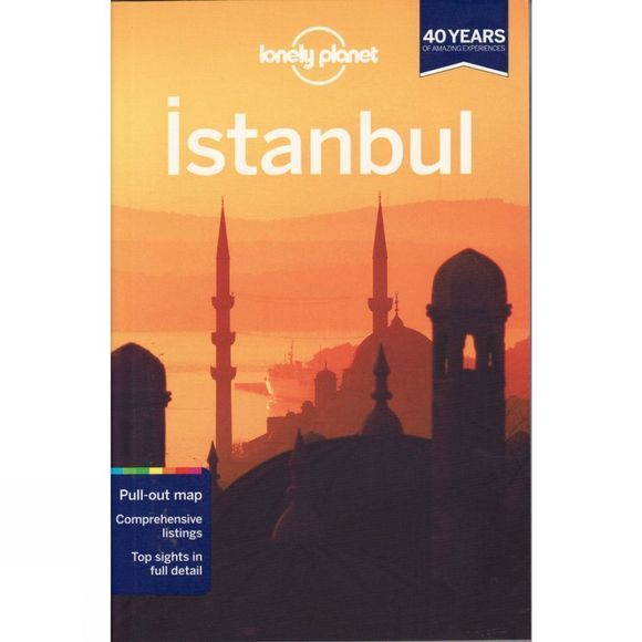 Lonely Planet Istanbul No Colour