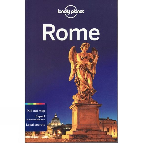 Lonely Planet Rome No Colour