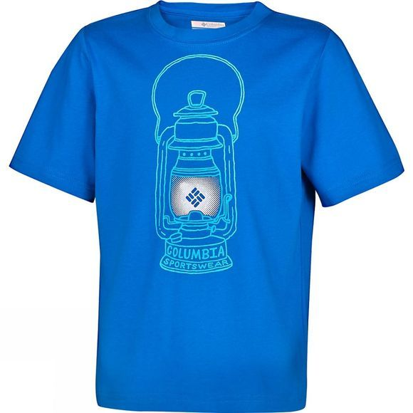 Boys Camp Light Graphic Tee