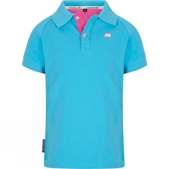 Girls Luster Polo Shirt