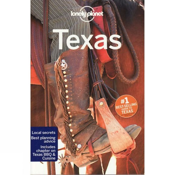 Lonely Planet Texas No Colour
