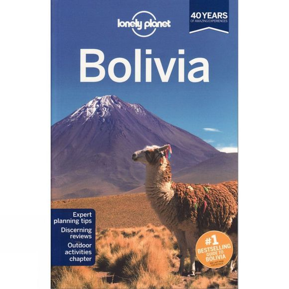 Lonely Planet Bolivia No Colour