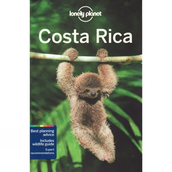 Lonely Planet Costa Rica 11th Edition, Sep 2014
