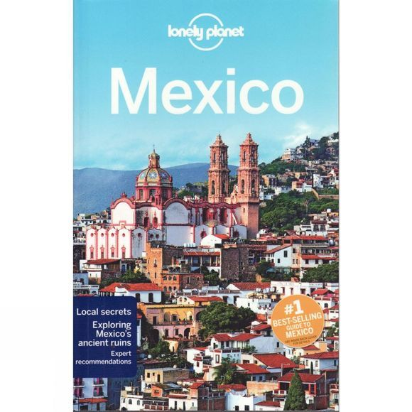 Lonely Planet Mexico 14th Edition