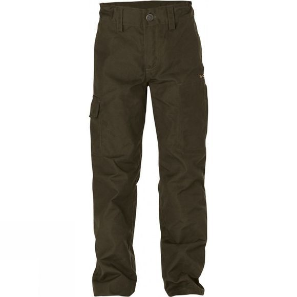 Fjallraven Kids Ovik Trousers Dark Olive