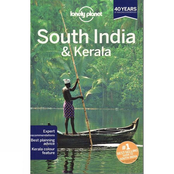 Lonely Planet South India and Kerala No Colour